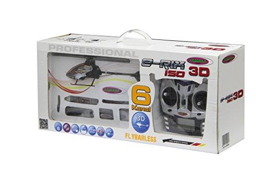 Jamara 038700 - E-Rix 150 3D Helikopter - 8