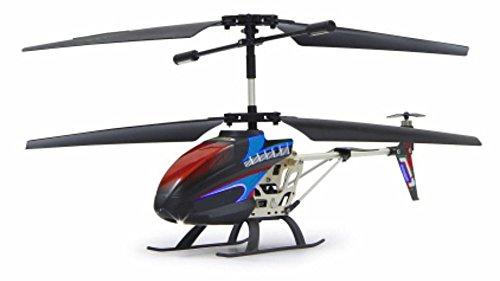 RC Joystick Helikopter - Hubschrauber - mit 2,4 GHz Cockpitpult RC Doppelrotor Hubschrauber RtF - 4