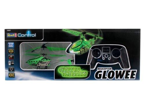 REVELL 24089 Micro Heli Glowee - Glow in the Dark Heli - 4