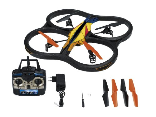 Revell Control 23978 - Quadrocopter, Sky Spider, RTF/4CH ferngesteuerter Helikopter - 1