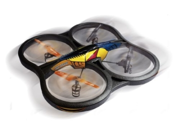 Revell Control 23978 - Quadrocopter, Sky Spider, RTF/4CH ferngesteuerter Helikopter - 5