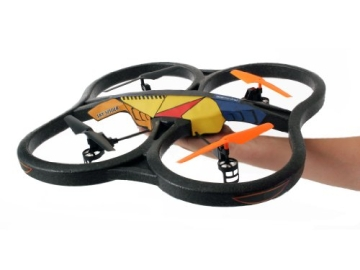 Revell Control 23978 - Quadrocopter, Sky Spider, RTF/4CH ferngesteuerter Helikopter - 6