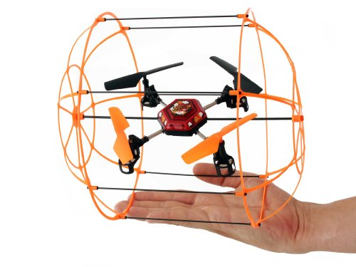 Revell Control 23979 - Drivecopter, Cloud Jumper, RTF/4CH ferngesteuerter Helikopter - 3