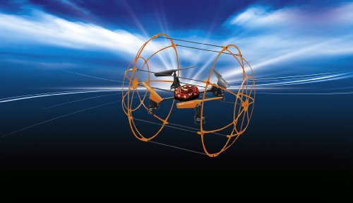 Revell Control 23979 - Drivecopter, Cloud Jumper, RTF/4CH ferngesteuerter Helikopter - 4