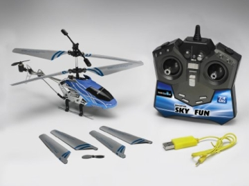 Revell Control 23982 - Sky Fun, RTF/3CH/2.4 GHz ferngesteuerter Helikopter - 2