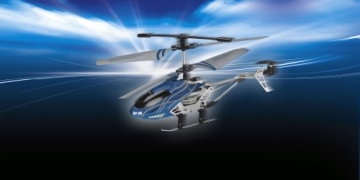 Revell Control 23982 - Sky Fun, RTF/3CH/2.4 GHz ferngesteuerter Helikopter - 3