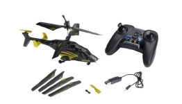 Revell Control 23985 - Air Scooter, RTF/3CH/2.4 GHz ferngesteuerter Helikopter - 1