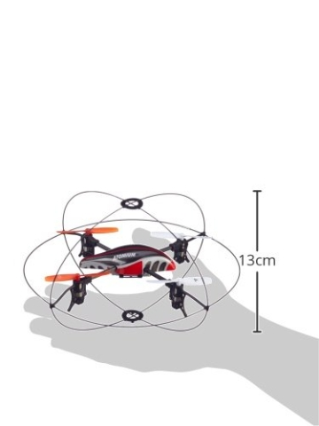 Revell Control 23986 - Quadrocopter, Atomium, RTF/4CH/GHz ferngesteuerter Helikopter - 10