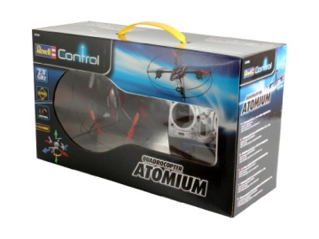 Revell Control 23986 - Quadrocopter, Atomium, RTF/4CH/GHz ferngesteuerter Helikopter - 3