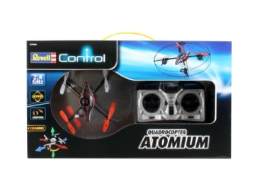 Revell Control 23986 - Quadrocopter, Atomium, RTF/4CH/GHz ferngesteuerter Helikopter - 4