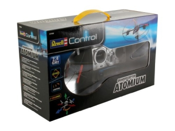 Revell Control 23986 - Quadrocopter, Atomium, RTF/4CH/GHz ferngesteuerter Helikopter - 5