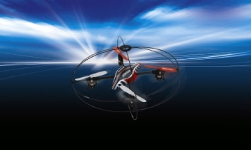 Revell Control 23986 - Quadrocopter, Atomium, RTF/4CH/GHz ferngesteuerter Helikopter - 6