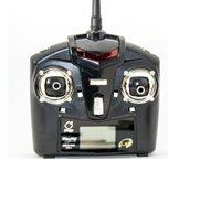 s-idee® 01140 | V911 4.5 Kanal 2,4 Ghz Heli Hubschrauber RC ferngesteuerter Hubschrauber/Helikopter/Heli mit LCD Display und GYROSCOPE-TECHNIK + 2,4Ghz TECHNOLOGIE!!! für INNEN und AUSSEN brandneu mit eingebautem GYRO und 2.4 GHz Steuerung! FLUGFERTIG! - 3