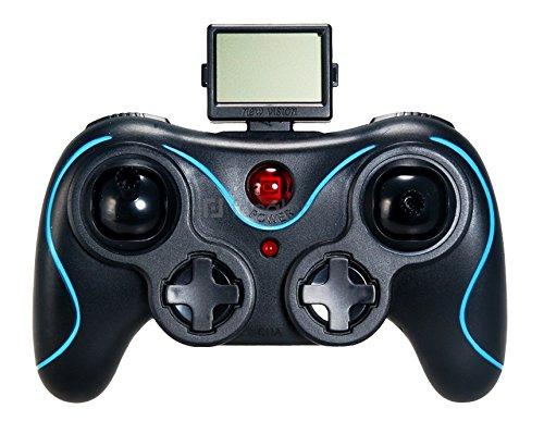 s-idee 01251 Quadrocopter S183C HD KAMERA 4.5 Kanal 2.4 Ghz Drohne mit Gyroscope Technik - 5