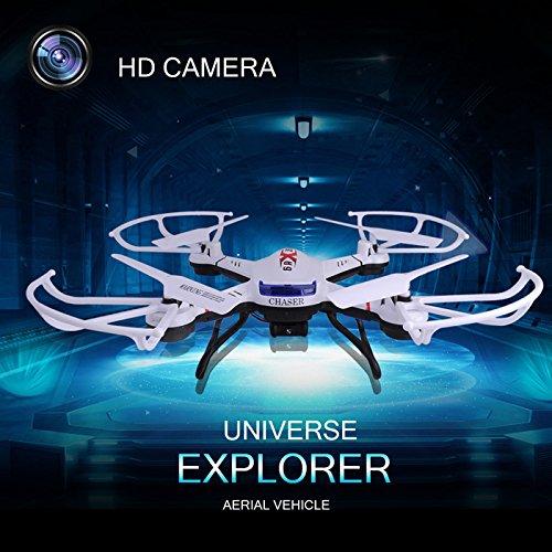 s-idee 01502 Quadrocopter S181C HD KAMERA 4.5 Kanal 2.4 Ghz Drohne mit Gyroscope Technik - 2