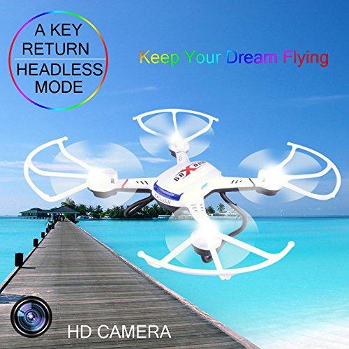 s-idee 01502 Quadrocopter S181C HD KAMERA 4.5 Kanal 2.4 Ghz Drohne mit Gyroscope Technik - 4