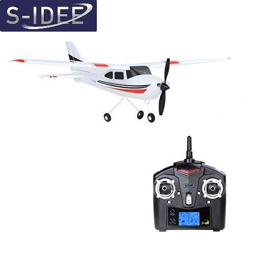 s-idee 01506 Flugzeug Cessna F949 ferngesteuert mit 2.4 Ghz Technik mit Lipo Akku - 1