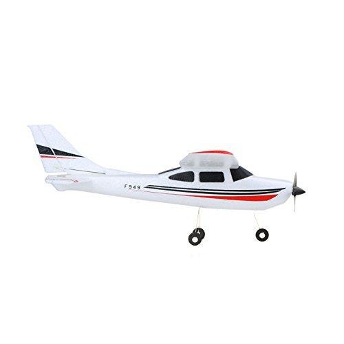 s-idee 01506 Flugzeug Cessna F949 ferngesteuert mit 2.4 Ghz Technik mit Lipo Akku - 2