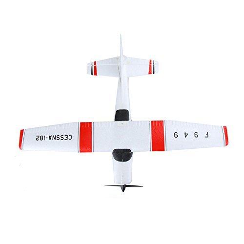 s-idee 01506 Flugzeug Cessna F949 ferngesteuert mit 2.4 Ghz Technik mit Lipo Akku - 4