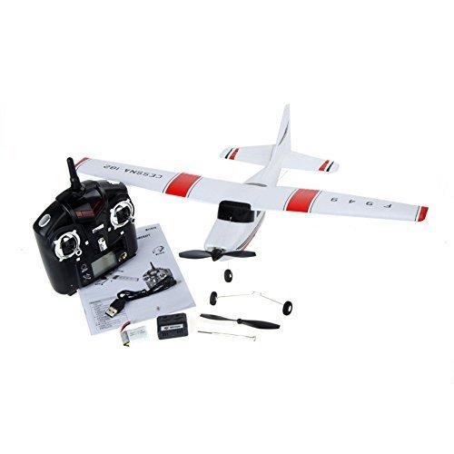 s-idee 01506 Flugzeug Cessna F949 ferngesteuert mit 2.4 Ghz Technik mit Lipo Akku - 6