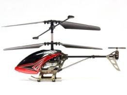 Silverlit 84511 - 3-Kanal Ko-Axial Helikopter im Metal Design Infrarot - 1