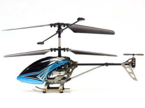 Silverlit 84511 - 3-Kanal Ko-Axial Helikopter im Metal Design Infrarot - 2