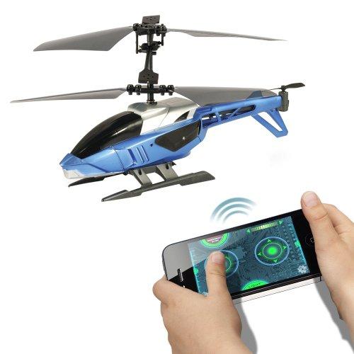 Silverlit 84620 - Bluetooth Helicopter Blu-Tech Heli für Iphon, Ipod und Ipad - 4