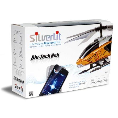 Silverlit 84620 - Bluetooth Helicopter Blu-Tech Heli für Iphon, Ipod und Ipad - 5
