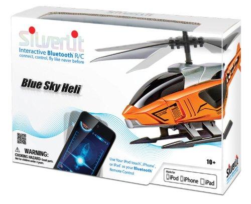 Silverlit 84620 - Bluetooth Helicopter Blu-Tech Heli für Iphon, Ipod und Ipad - 7