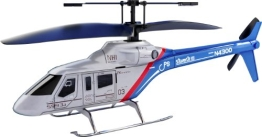 Silverlit 85993 - 4 Kanal Infrarot Helicopter mit Gyro Z-Bruce - 1