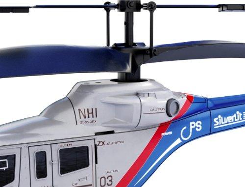 Silverlit 85993 - 4 Kanal Infrarot Helicopter mit Gyro Z-Bruce - 3