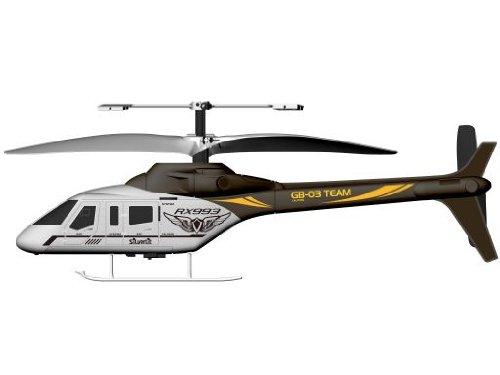 Silverlit 85993 - 4 Kanal Infrarot Helicopter mit Gyro Z-Bruce - 6