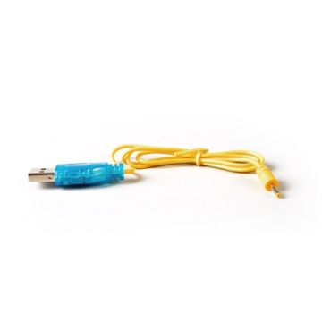 USB Ladekabel für AirAce Flash Back Heli zoopa 150 und manCopter, 5V - 3