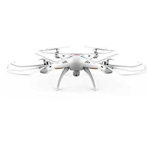 X5SC-1 Explorers 2 Pro HD, RC ferngesteuerte 4.5 Kanal Kamera-Quadcopter mit 2x Akku, Ersatzteile - 3